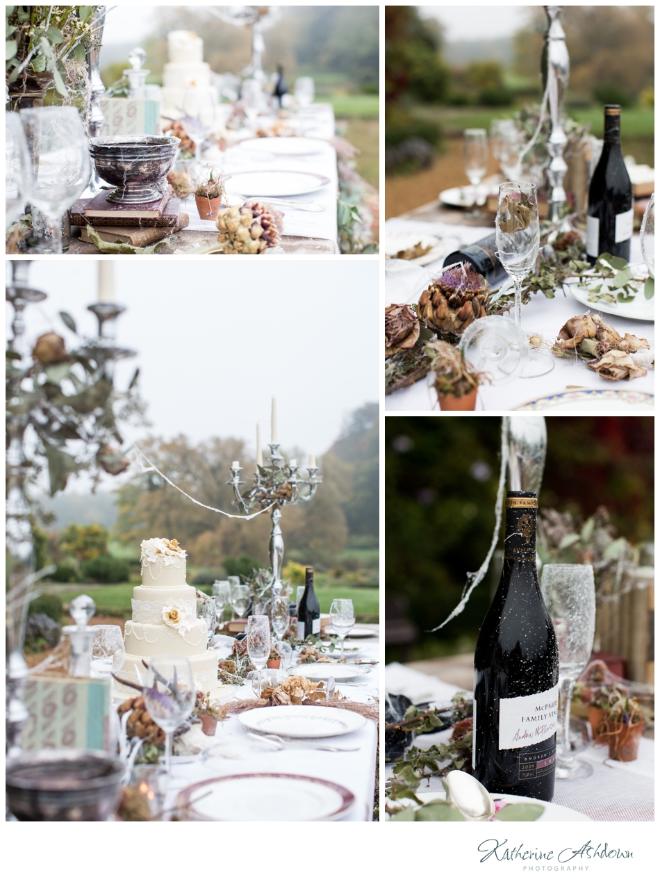 10th December… Styled Shoot ~ Great Expectations